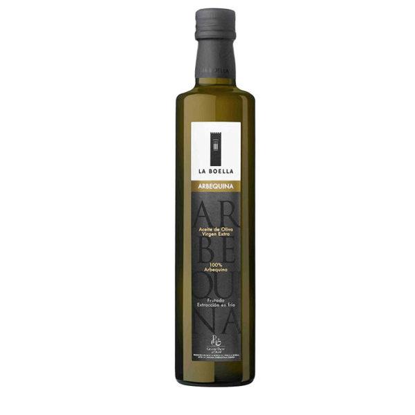 Aceite de oliva Arbequina La Boella
