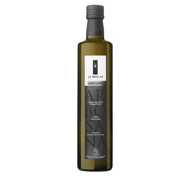 Aceite de oliva Arbosana La Boella