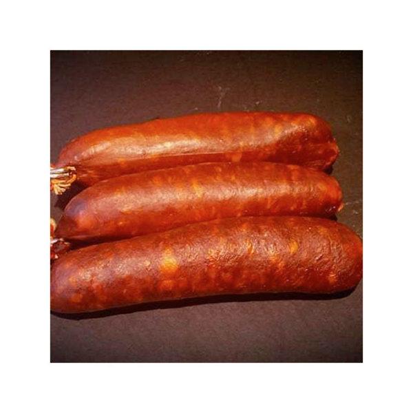 Chorizo del Alto Aller - Gorfolí Gourmet, tienda online de productos de Asturias