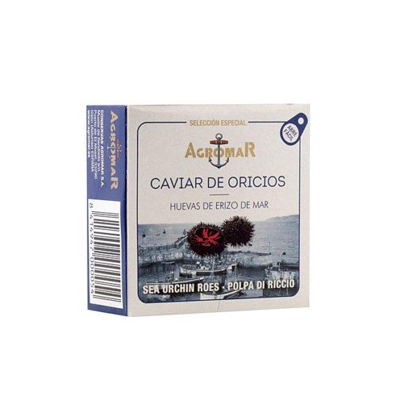 Caviar de oricios Agromar 70 g - Gorfolí Gourmet, tienda de productos asturianos