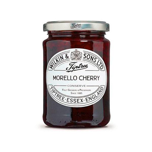 Mermelada inglesa de cerezas