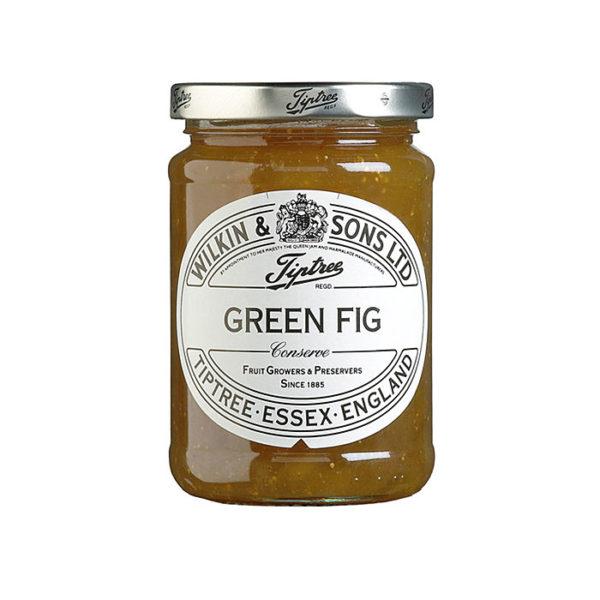 Mermelada inglesa de higos verdes