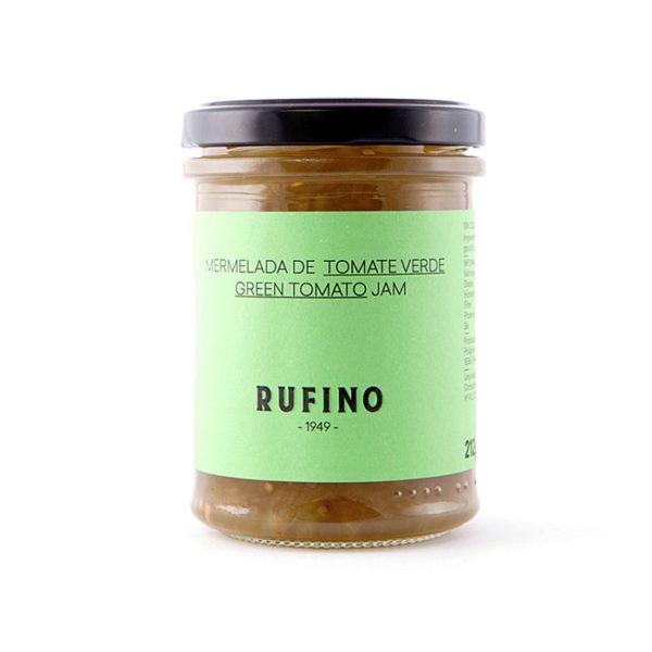 Mermelada de tomate verde Rufino