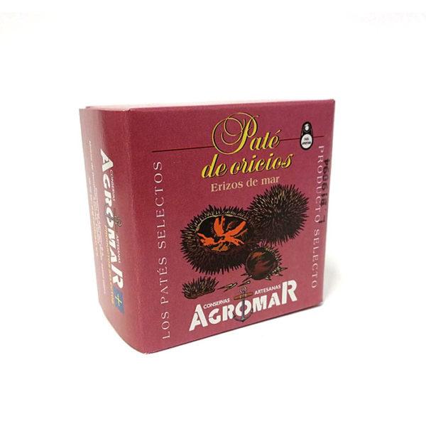 Paté de Oricios Agromar