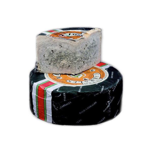 Queso Cabrales D.O.P. de Quesería La Pandiella, Quesos asturianos, Gorfolí Gourmet tienda online productos de Asturias
