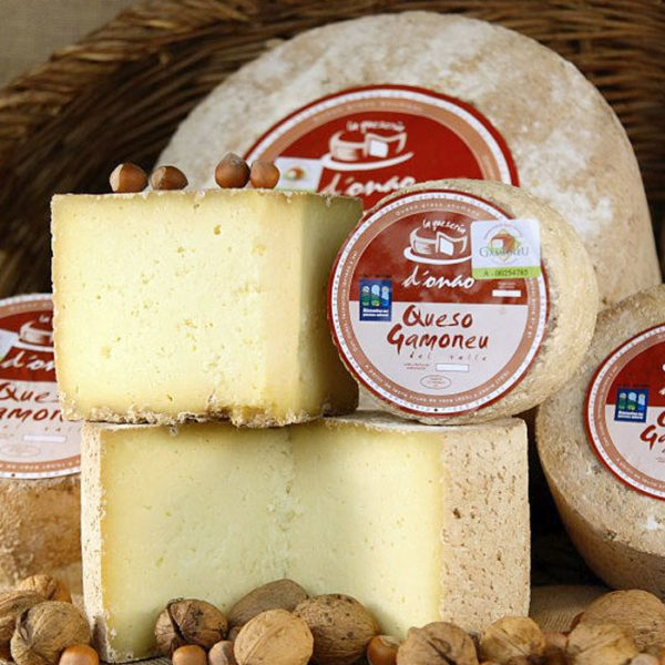 Queso Gamoneu tres leches D'Onao, Quesos de Asturias, gorfoli.com tienda online quesos de Asturias