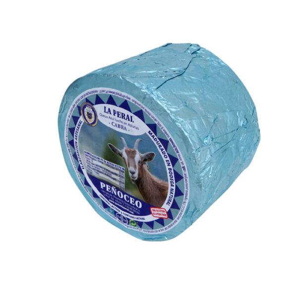 Queso Azul Peñoceo La Peral, pieza pequeña - Gorfolí, tienda online de productos de Asturias