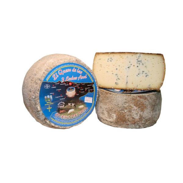 Queso de Pría de 3 leches - comprar quesos asturianos en Gorfolí, tienda online de productos de Asturias