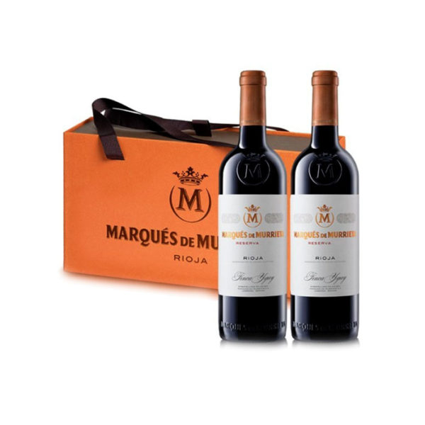Marqués de Murrieta 2 botellas