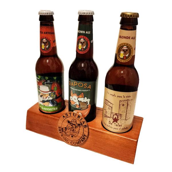 Cervezas Artesanas de Asturias, Raposa, Estrella de Salas, Hop Gangster