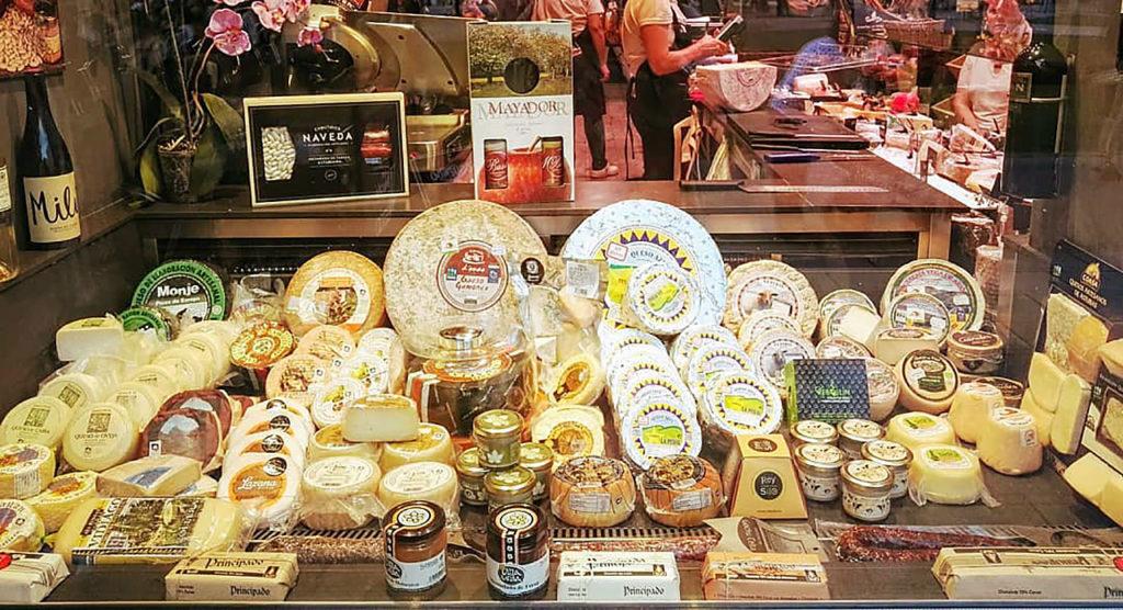 Gorfoli productos gourmet asturianos - Quesos de Asturias