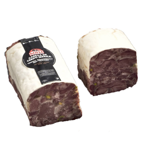 Cabeza de cerdo ibérica MRM