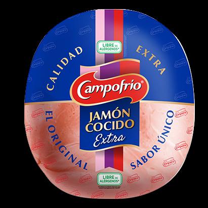 Jamón cocido extra Campofrío, Gorfoli Gourmet tienda online