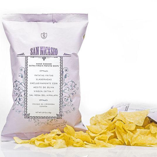 Patatas fritas San Nicasio envase pequeño