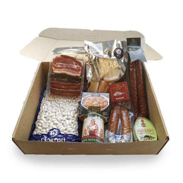 Pack productos Asturias
